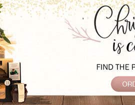 #16 for Hamper Christmas Banner by sonalfriends86
