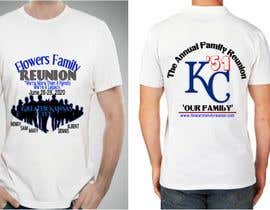 #21 untuk Graphic Design for Family Reunion T-Shirt and Marketing Materials oleh norshahila2010