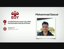#52 untuk Design Youtube 5 seconds Intro oleh NadirZouaoui