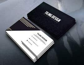 #177 para Card business TILER por Dreamer1998