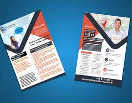 #7 for Design a Flyer, front and back by chirananimesh6