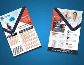 #7 para Design a Flyer, front and back por chirananimesh6