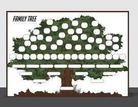 ConceptGRAPHIC tarafından Hand drawn family tree için no 12