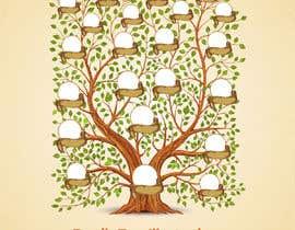minimalwork tarafından Hand drawn family tree için no 7