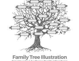 minimalwork tarafından Hand drawn family tree için no 9
