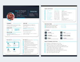#22 for design a professional infogrpahic CV by ankurrpipaliya
