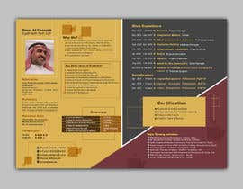 #39 for design a professional infogrpahic CV by zmsabet
