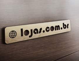 #204 para Design a logo for lojas.com.br por Hossainanik