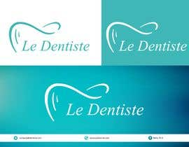 #119 untuk Logo design for a dental clinic oleh EladioHidalgo