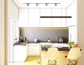 Nro 26 kilpailuun Kitchen Design käyttäjältä amoniem