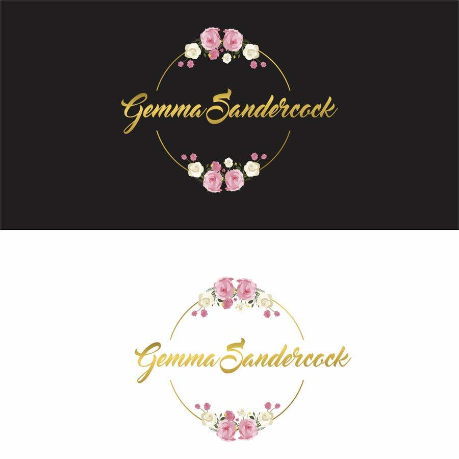 Kilpailutyö #15 kilpailussa My business name is Gemma Sandercock - Hair and Nail Stylist, my instagram @gs_hairandnailstylist. Its an eco, vegan, organic home salon. I was thinking similar to attached pics but open minded to other ideas. Needs to look good as a shop sign too.