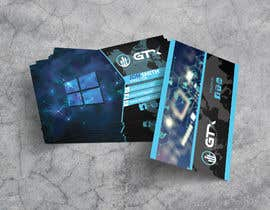 Nro 173 kilpailuun BUILD ME MY BUISNESS CARD !!! käyttäjältä ARIYAN0444