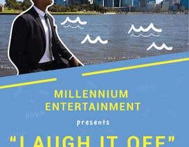 #12 pentru 'LAUGH IT OFF' flyer de către gungyoga8