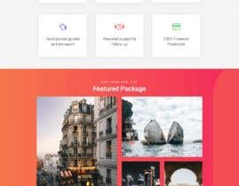 #17 for Need PSD for website home page by sujit325