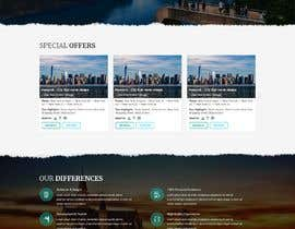 #33 for Need PSD for website home page by ZephyrStudio