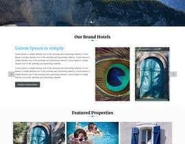 #9 para Hotel Website Design por avinaykumarweb