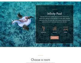 #36 para Hotel Website Design por ArafPlays