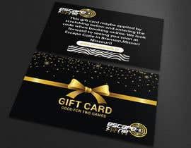 nº 38 pour Gift Card Design par FreelancerAnis