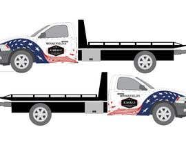 Nro 43 kilpailuun Moorefields Garage wrap / logo design käyttäjältä TheFaisal