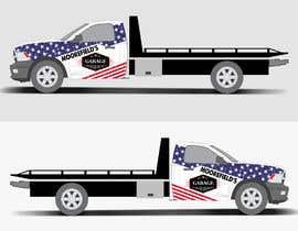 Nro 38 kilpailuun Moorefields Garage wrap / logo design käyttäjältä hire4design