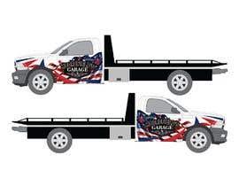 Nro 48 kilpailuun Moorefields Garage wrap / logo design käyttäjältä kmgp
