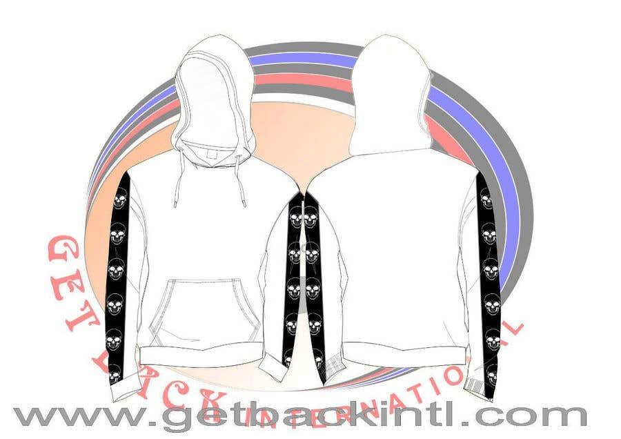 Kilpailutyö #3 kilpailussa Create Clothing Mockup