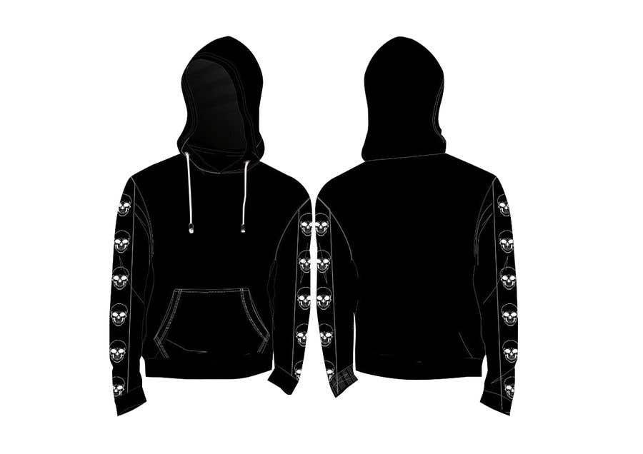 Kilpailutyö #2 kilpailussa Create Clothing Mockup