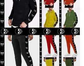 Nro 17 kilpailuun Create Clothing Mockup käyttäjältä rizalmulyana7