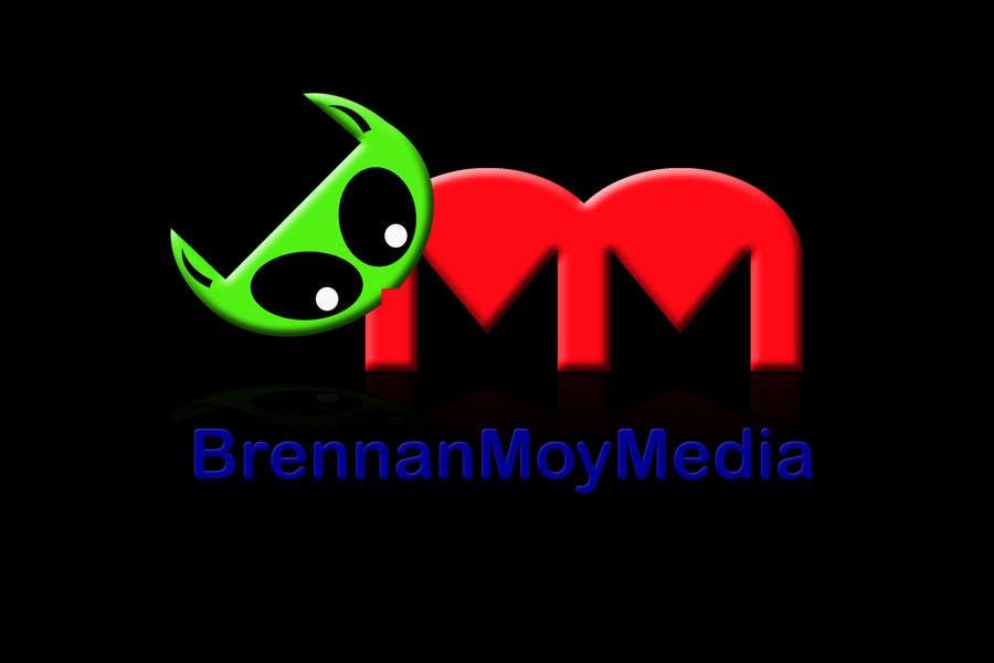 Bài tham dự cuộc thi #327 cho Logo Design for BrennanMoyMedia