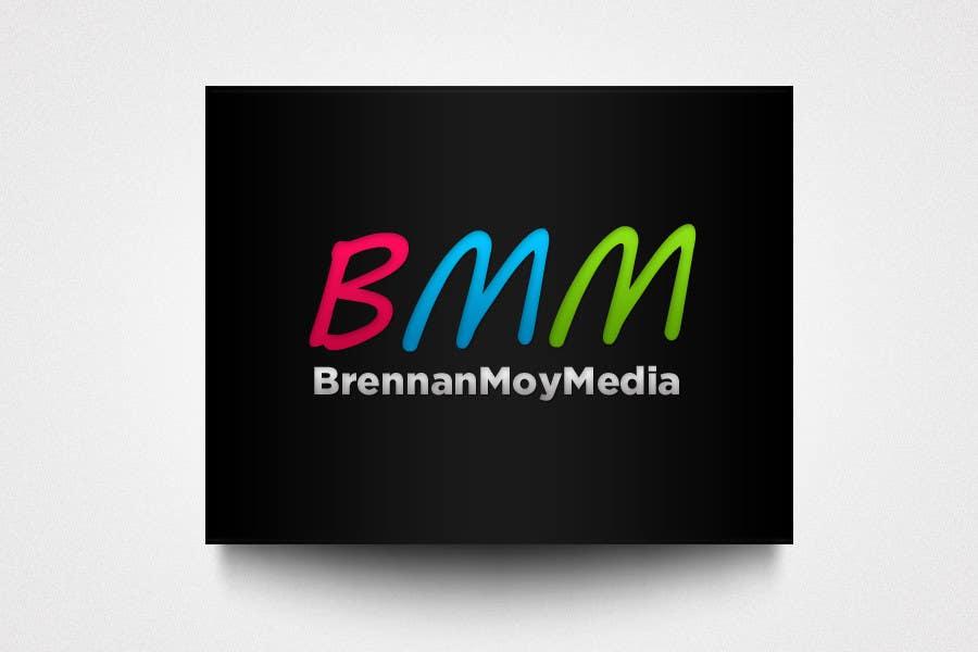 Bài tham dự cuộc thi #264 cho Logo Design for BrennanMoyMedia