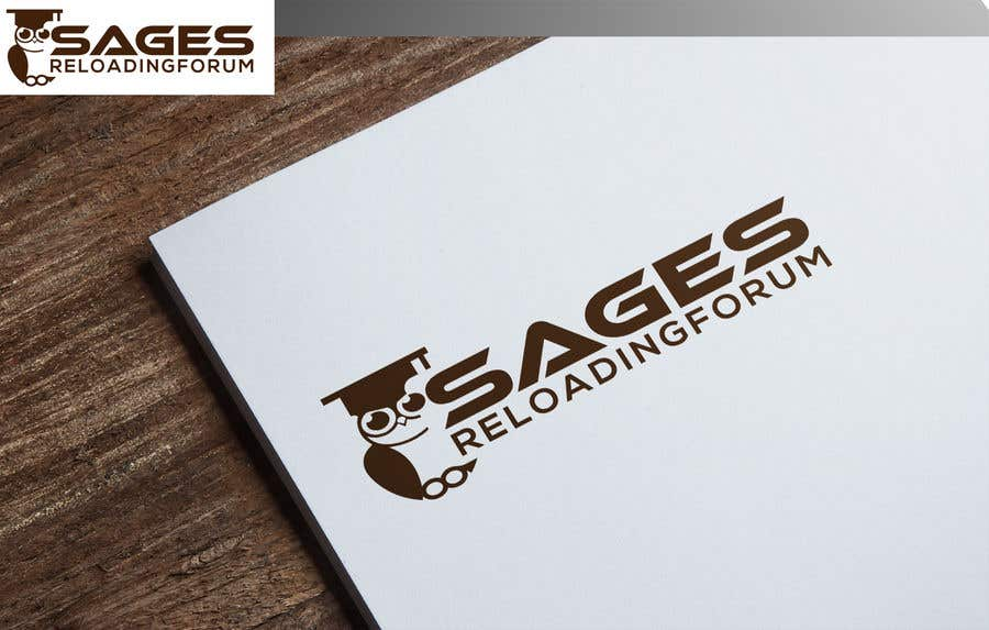 Entry #28 by mosaddek909 for sagesreloadingforum logo/header