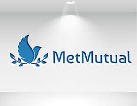 #70 for MetMutual logo design av Tayebjon
