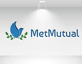 #72 for MetMutual logo design av Tayebjon