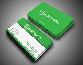 #181 for I need a business card design! Attention grabbing, creative and related to an infosec/cyber security company! (Hacker/security/networks,elegance,creativity) by tanzinaakter097