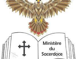 nº 1 pour Logo pour l église par VakhoJin