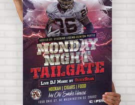 #29 for Clinton Portis Monday Night Tailgate by MooN5729