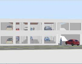 ARMAANJEE tarafından Small Two Story Parking Garage design için no 2