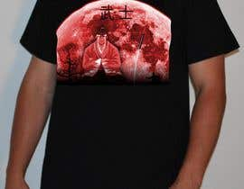#4 para Samurai T-shirt Design for Cripplejitsu por lvan