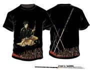 Graphic Design Contest Entry #72 for Samurai T-shirt Design for Cripplejitsu