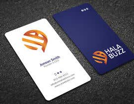 #268 untuk Business Card for HalaBuzz oleh Neamotullah