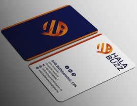 #362 untuk Business Card for HalaBuzz oleh salmancfbd