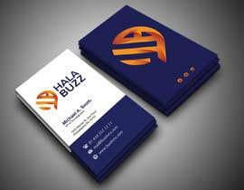 #286 para Business Card for HalaBuzz de tanzinaakter097