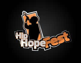 #46 para Logo Update for Hip Hope Fest por hatterwolf