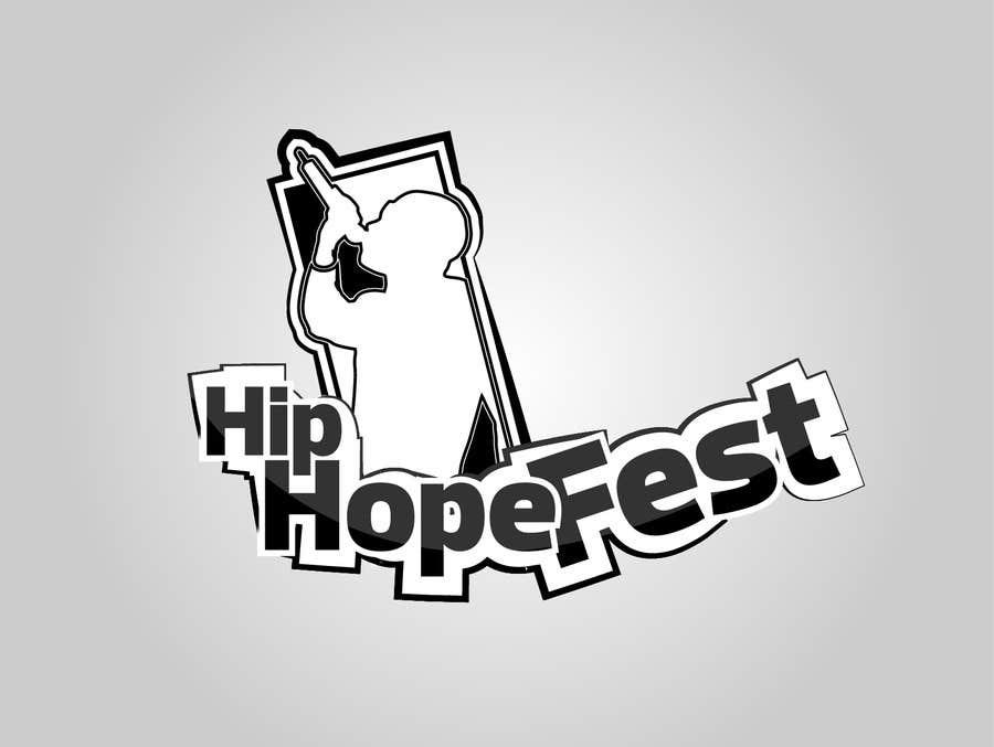 Конкурсная заявка №50 для Logo Update for Hip Hope Fest