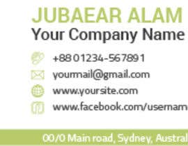 #2 for Email signature design by muhammadjubaear