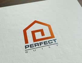 #250 for Design a logo for a building company name PERFECT BUILT by sabrinaparvin77