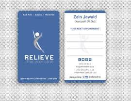 Nro 197 kilpailuun Business card design käyttäjältä tanveermh