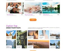 #58 for Build a Website for Thailand Tours by saidesigner87