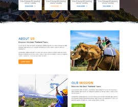 #61 for Build a Website for Thailand Tours by owlionz786