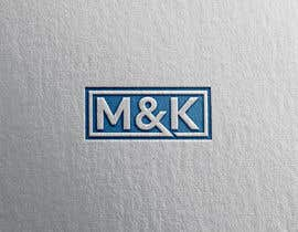 nº 637 pour Design a Logo for M&K par yellowdesign312